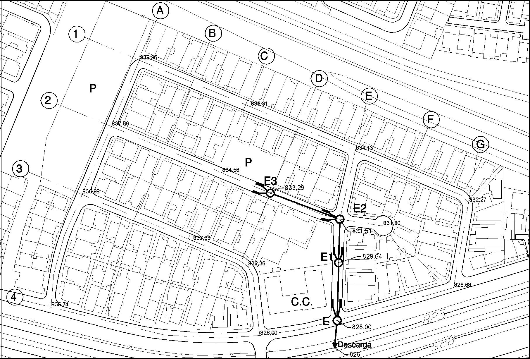 Planta-Alcantarillado-Pluvial-Ejemplo