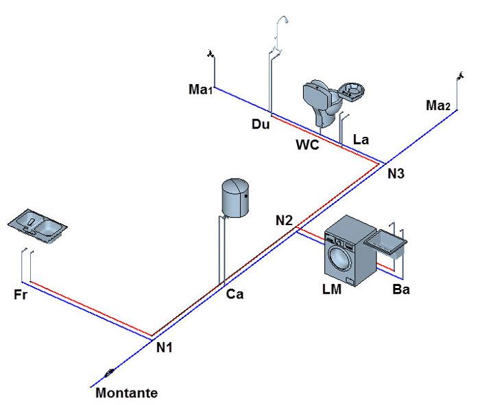Isometria-Diseno-de-Instalaciones-Sanitarias-En-Edificaciones