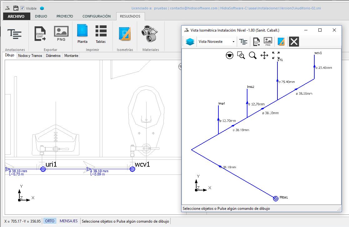 Plumber  Software para el Clculo y Diseo de Instalaciones