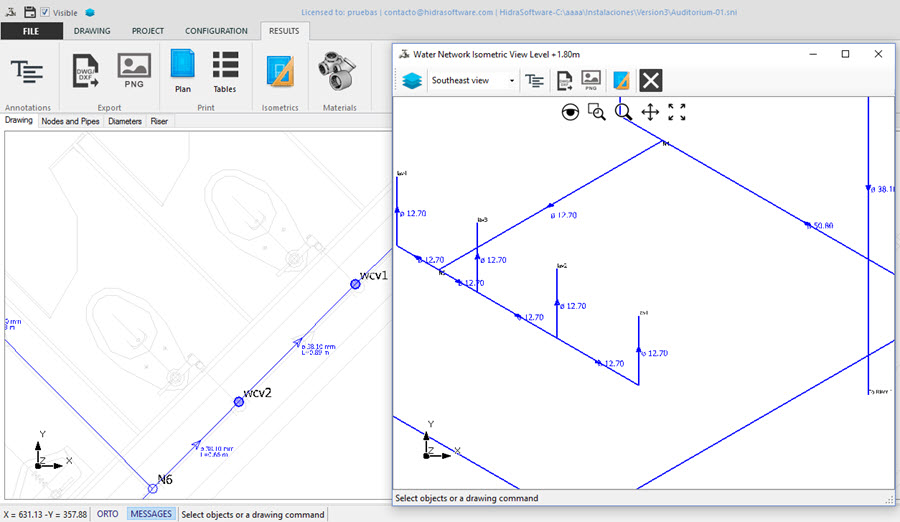 Plumber The Plumbing Design Software Hidrasoftware