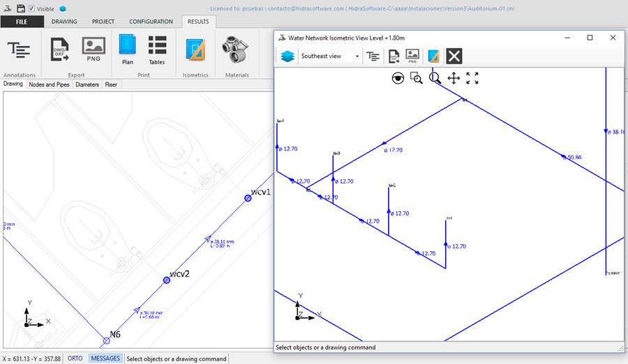 Plumber the plumbing design software hidrasoftware - Free home design drawing software ...