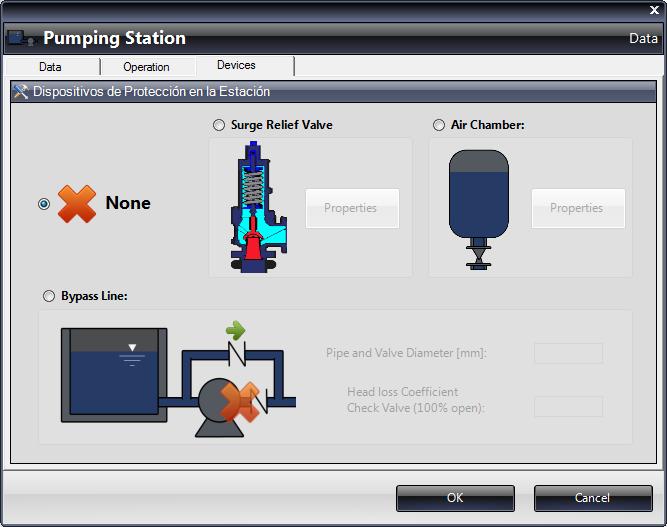Ariete Water Hammer Software | HidraSoftware