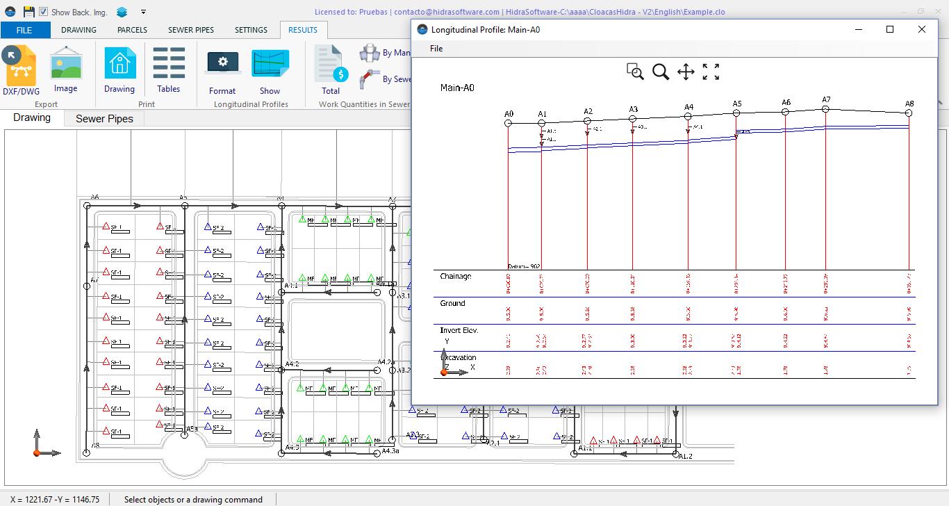 Pipe Network Design Software
