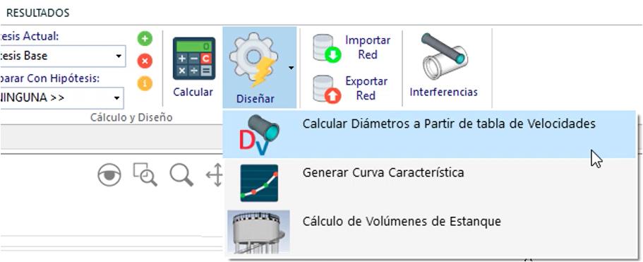 Dise o de redes de distribuci n hidrasoftware for Calculadora de redes
