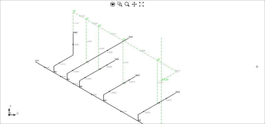 Diseñando Redes de Ventilacion Cloacal Individual
