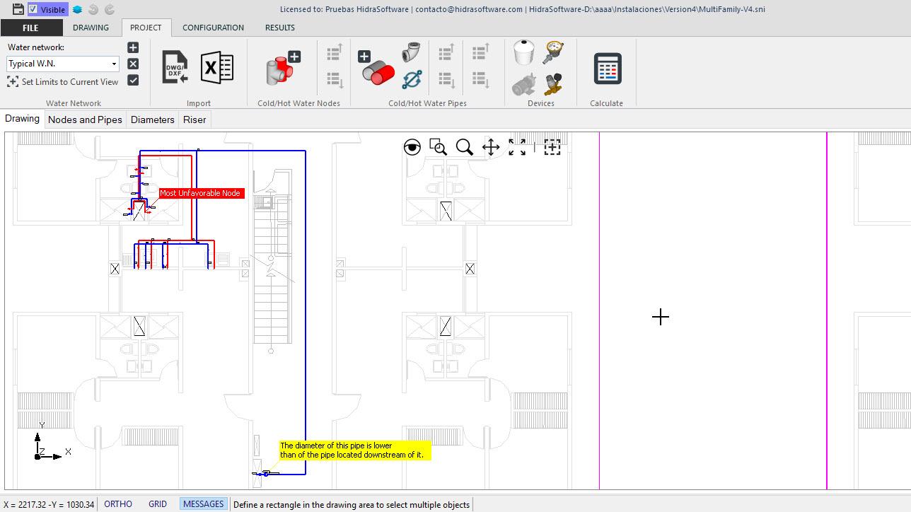 Plumber: The Plumbing Design Software | HidraSoftware